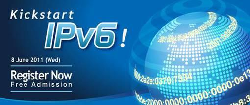 Banner - Kickstart IPv6