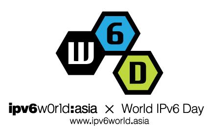 Image - ipv6w0rld:asia X World IPv6 Day