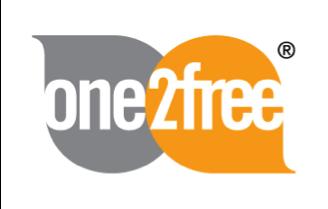 logo - one2free