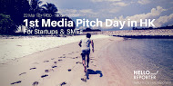 Media Pitch Day - Long Banner